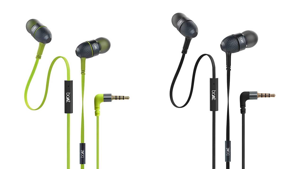 boAt Bassheads 225 earphone