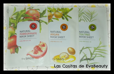 mascarilla facial tissu/sheet mask the saem primor