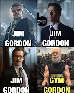 Жарт про Джим Гордона
