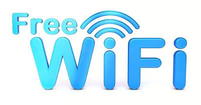 Polisi Badas Sumbawa Sediakan Wifi Gratis untuk Anak Sekolah