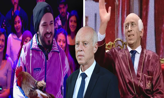 Tunisie : karim gharbi se moque du président kais saied