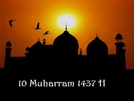 RENUNGAN DI MALAM 10 MUHARRAM