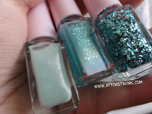 Etude House Juicy cocktail gradation nails no. 4
