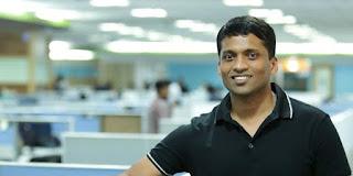 byju's app, byju's book, byju's coaching center, byju's fees, byju, raveendran