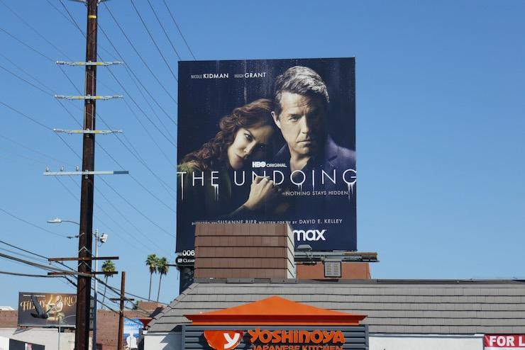 Undoing limited series billboard