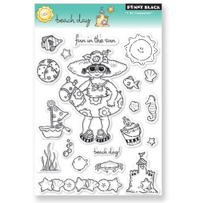 Crafty Capers Rubber Stamps New Penny Black Stamps And