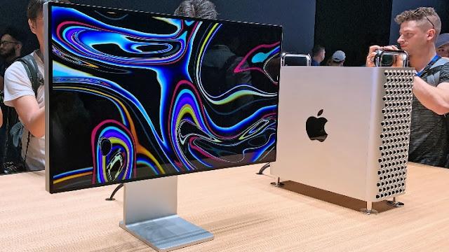 Apple Mac Pro 2019 - Desain 'Dihina' Performa 'Dipuja'