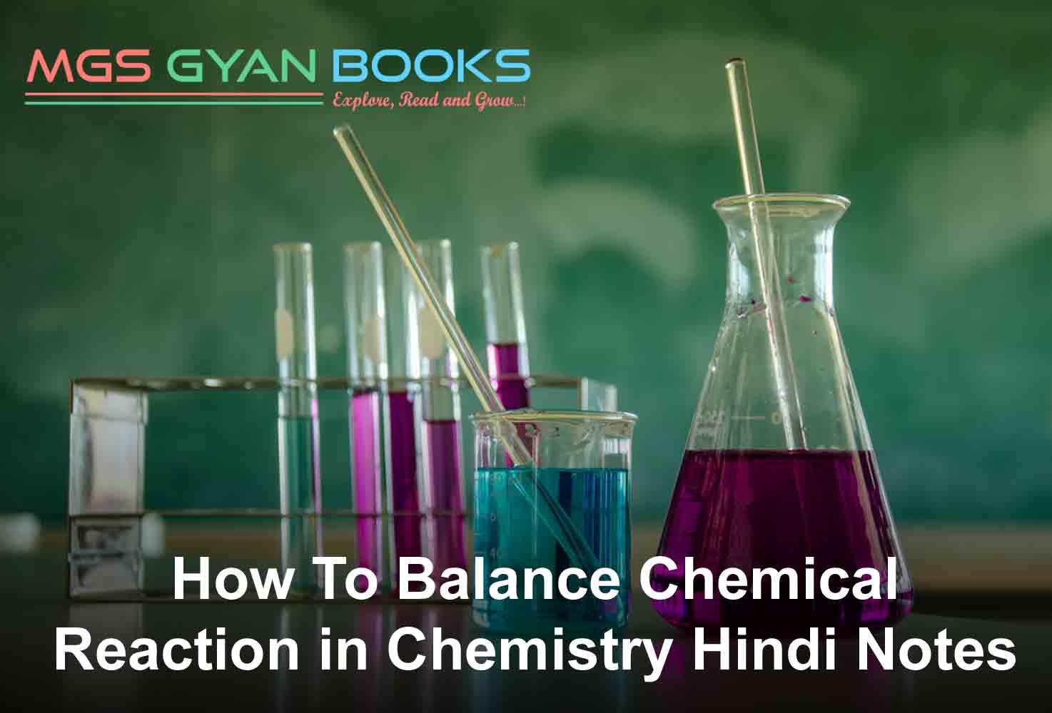 Chemistry Hindi Notes