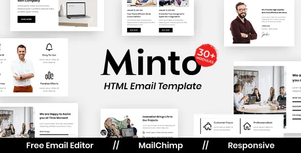 Best Agency Multipurpose Responsive Email Template