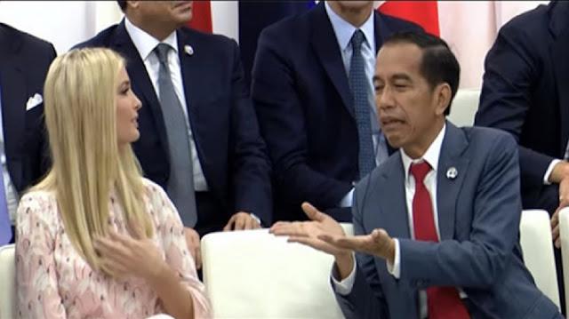 Luhut: Bahasa Inggris Jokowi Lancar, Ivanka Trump sampai Ketawa-ketawa