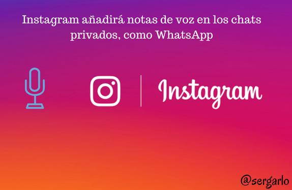 Instagram, redes sociales, social media, chats, privados, whatsapp, mensajería instantánea
