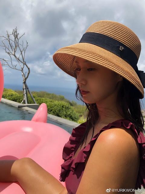 SNSD Yuri Bali