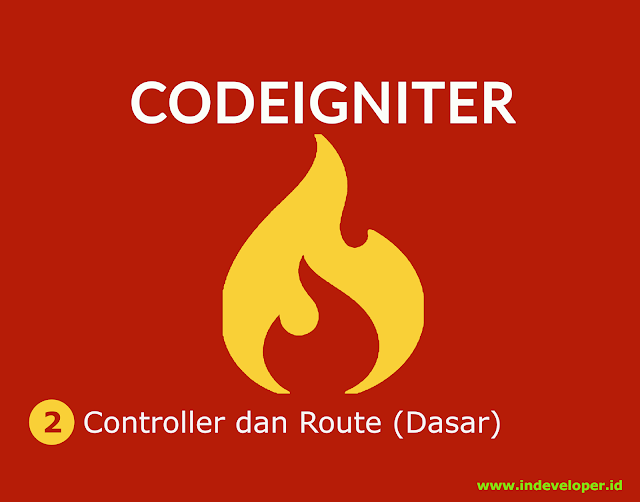 controller dan route