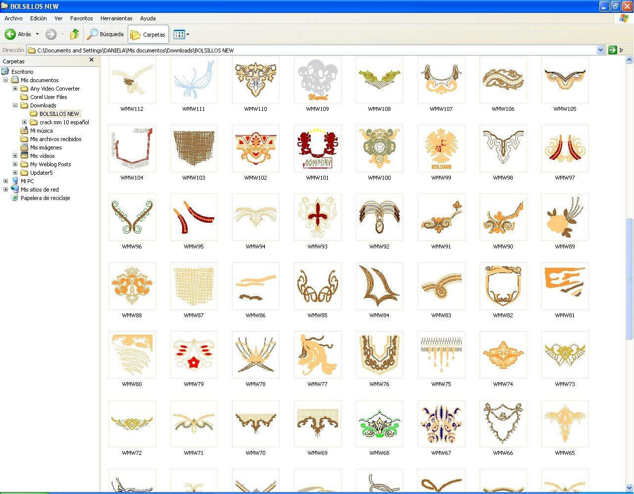 Manual wilcom embroidery studio E1 532 29574g50mnkk