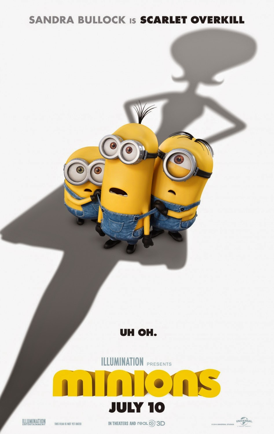 Minions (2015) BluRay 720p Indonesian Dubbed