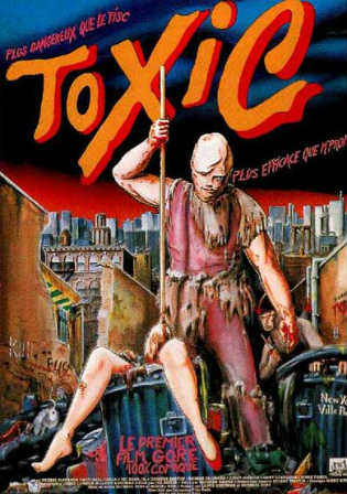 The Toxic Avenger 1984 UNRATED BluRay 250MB Hindi Dual Audio 480p Watch Online Full movie Download bolly4u