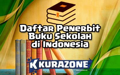 Daftar Penerbit Buku Sekolah di Indonesia