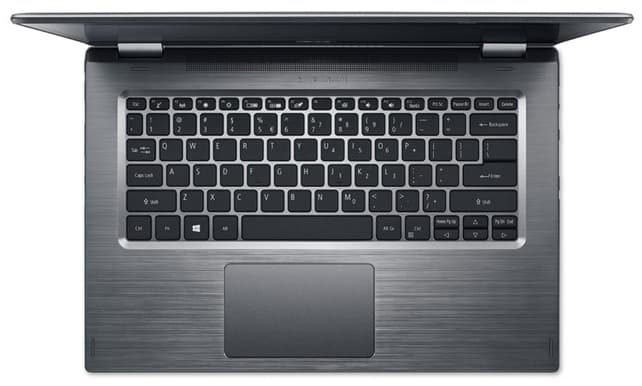 Acer Spin 3 SP314-52-36YC: convertible táctil de 14'' con procesador Core i3 y disco HDD de 1 TB