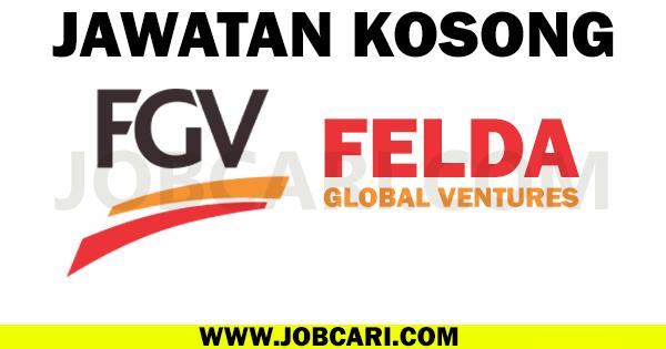 JAWATAN KOSONG DI FELDA GLOBAL VENTURES 2016