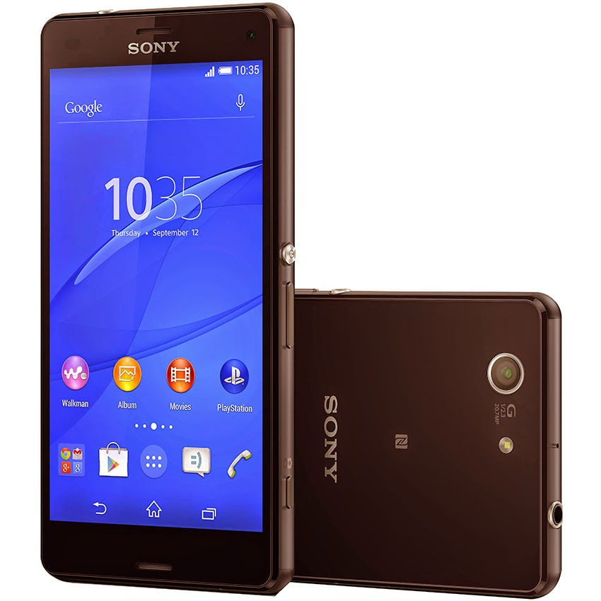 sony xperia z3 compact specifications review rtv. Black Bedroom Furniture Sets. Home Design Ideas