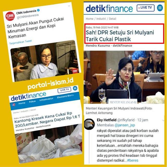 """Mengungkap Fakta Lain: BERSIAPLAH, Rakyat Sedang Diantar Menuju """"Gerbang Kebangkrutan"""""""