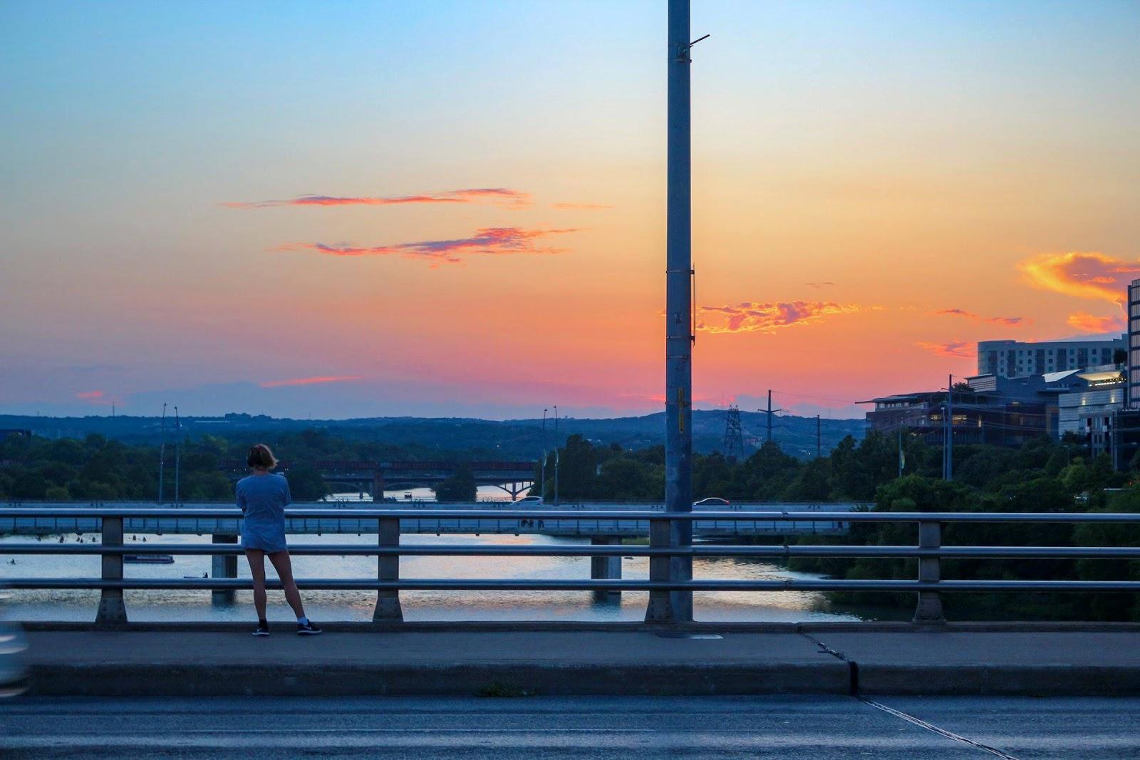 Austin Bat Bridge