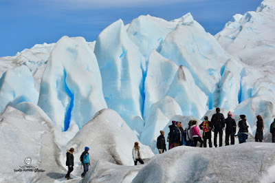 mini trekking at glacier perito moreno