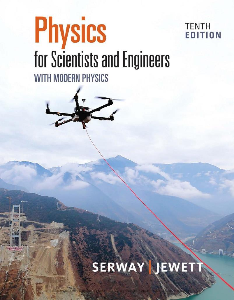 Physics for Scientists and Engineers with modern physics, 10th Edition – Raymond A. Serway