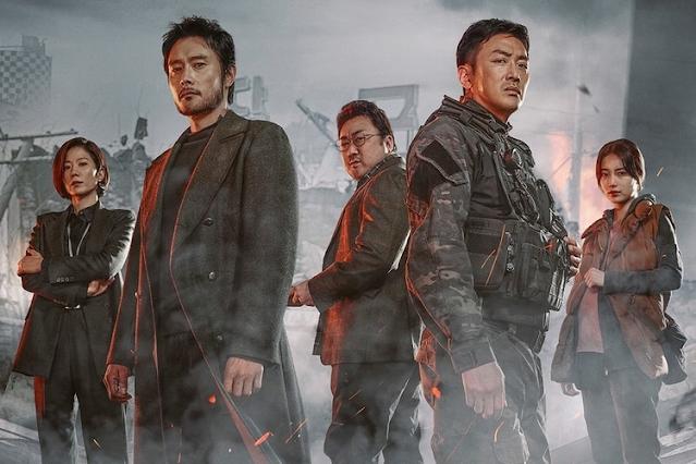 Review Ashfall : Letusan Gunung Baekdu Yang Mengerikan - Clouidnesia