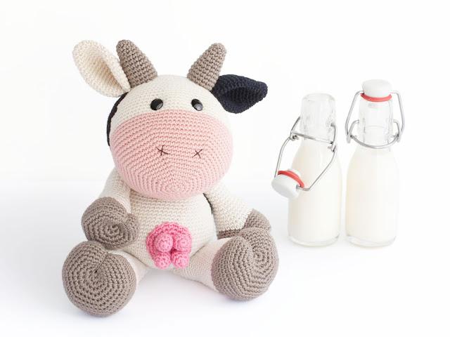 amigurumi-cow-vaca-lechera-crochet