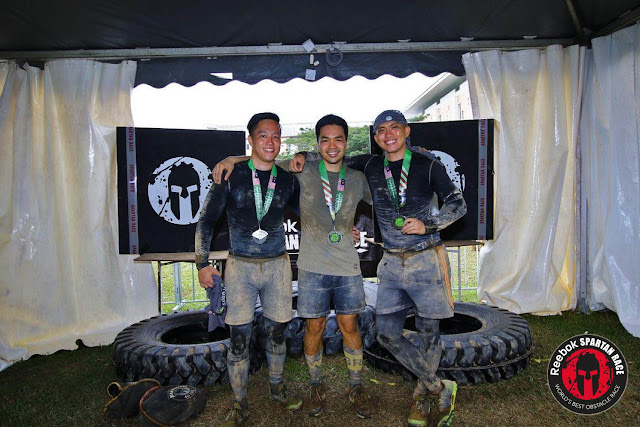 spartan race beast kl malaysia victory wall