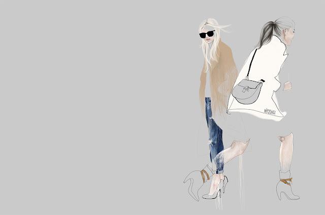 arte por Agata Wierzbicka | imagenes bonitas, ilustraciones modernas, imaginativas, dibujos hermosos, creative illustration art pictures, cool stuff.