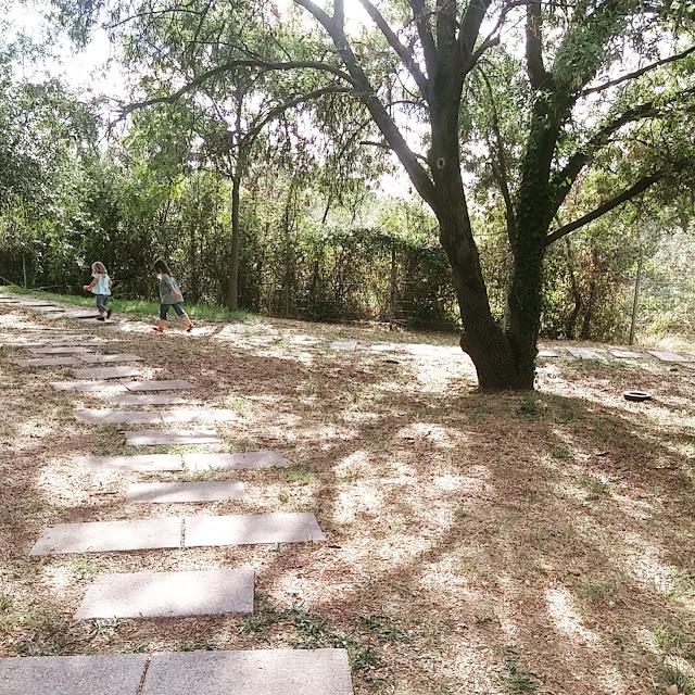 Le parc du Belvedère - Montpellier