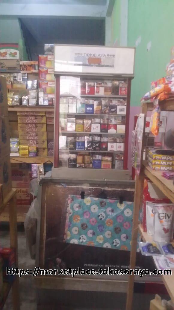 photo jual aneka produk perusahaan rokok