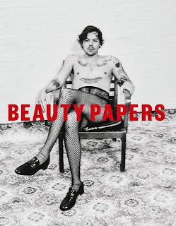 Harry Styles is the Cover Star of Beauty Papers Summer 2020 Issue