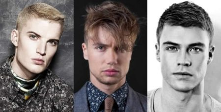 mens haircuts for oblong faces  Seductive Haircuts Anyone who is Bored With The Old Style