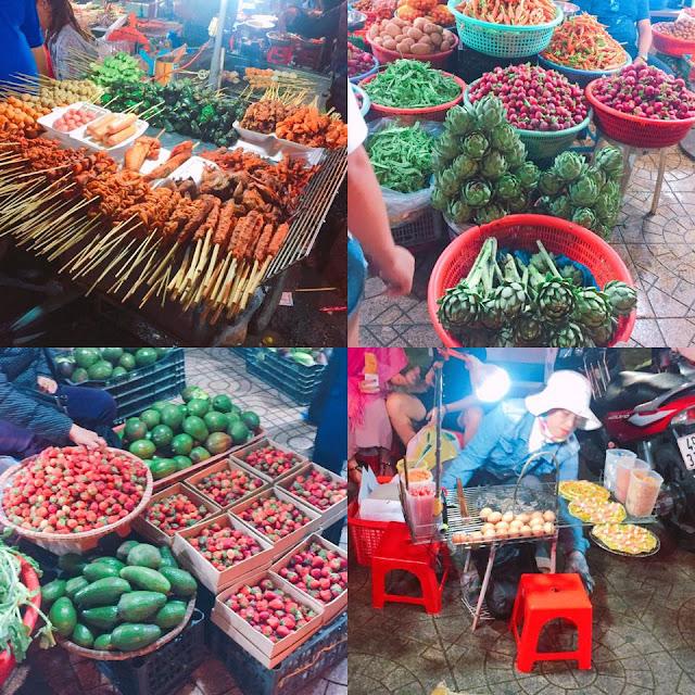 Chợ đêm Đà Lạt- Chợ Âm Phủ