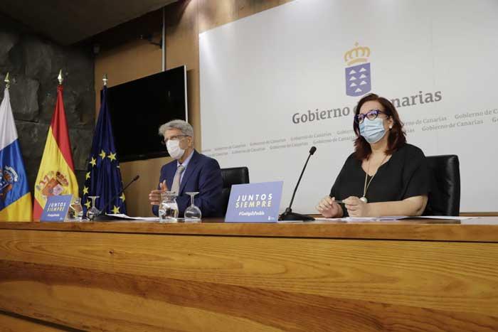 Las clases en Canarias comienzan de forma presencial septiembre 2020
