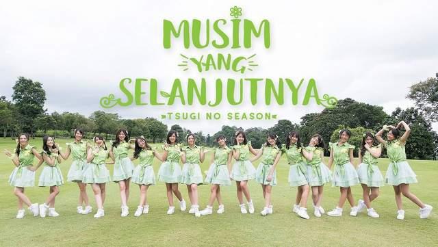 Lirik Lagu JKT48 - Musim Yang Selanjutnya (Tsugi no Season)