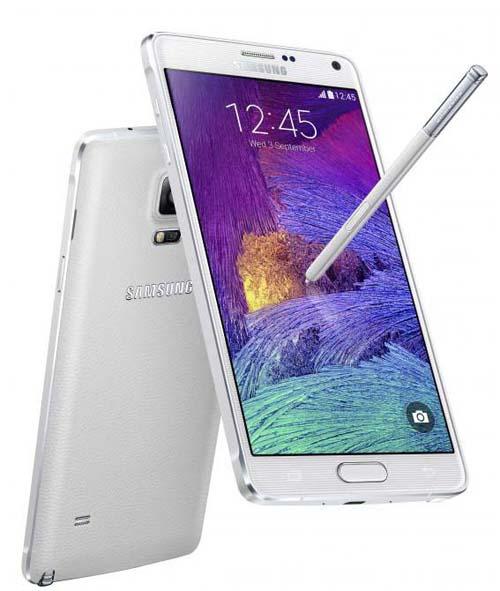 Samsung Galaxy Note 4, Produk teranyar dan tercanggih dari Samsung