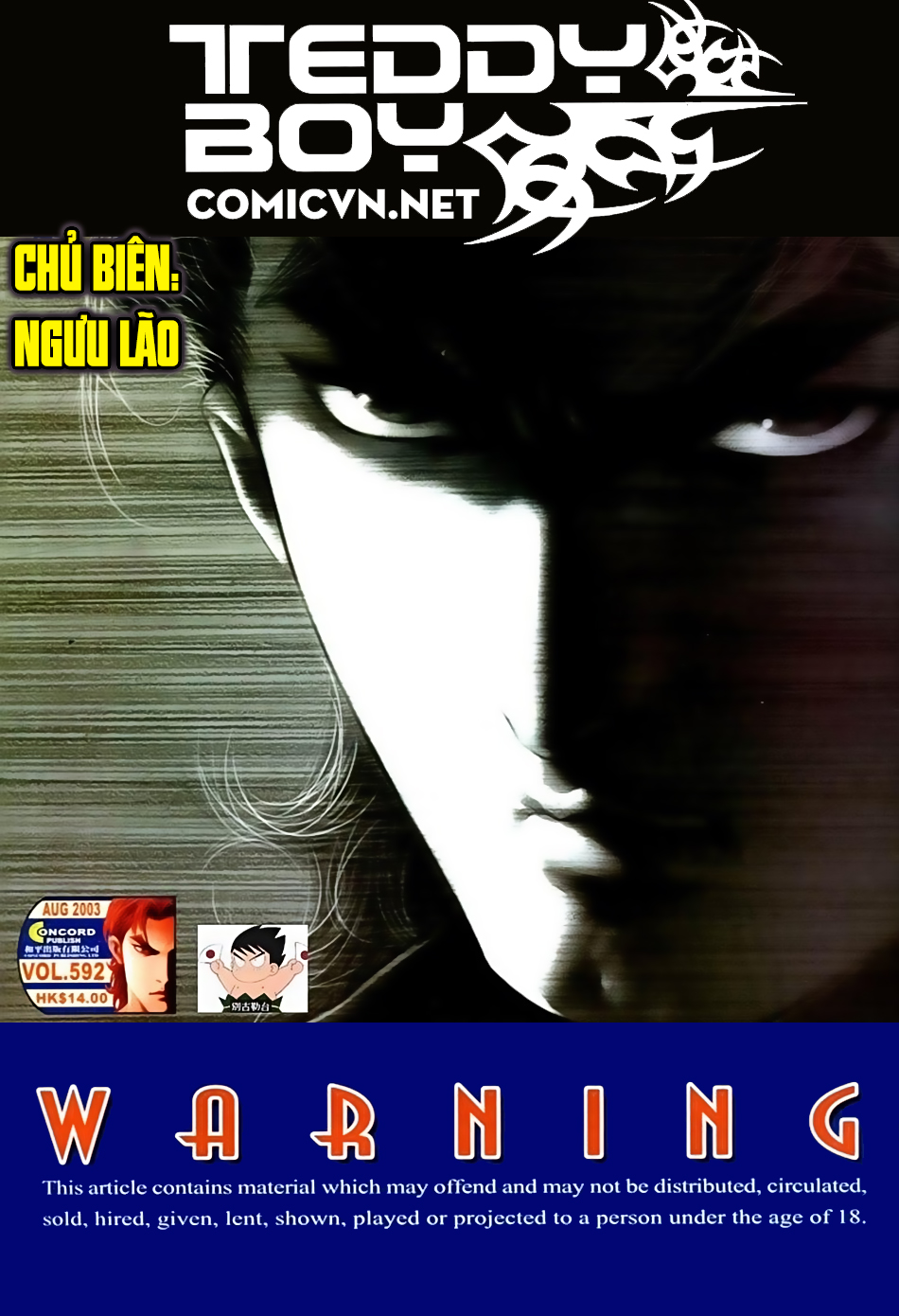 Người Trong Giang Hồ Chap 592 - Truyen.Chap.VN