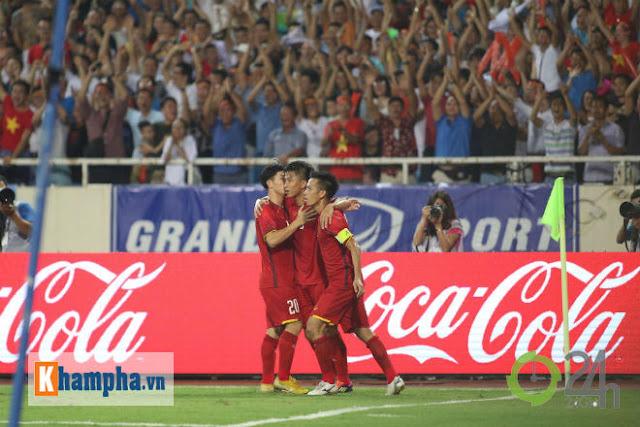 Bùng nổ phút cuối, U23 Việt Nam tưng bừng đăng quang Cúp Tứ hùng 1