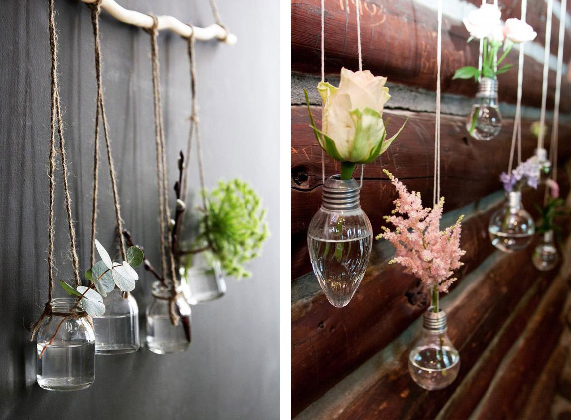 la fabrique d co ma s lection de projets diy pour des plantes suspendre. Black Bedroom Furniture Sets. Home Design Ideas