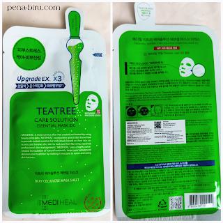 Mediheal Tea Tree Care Solution Essential Mask EX