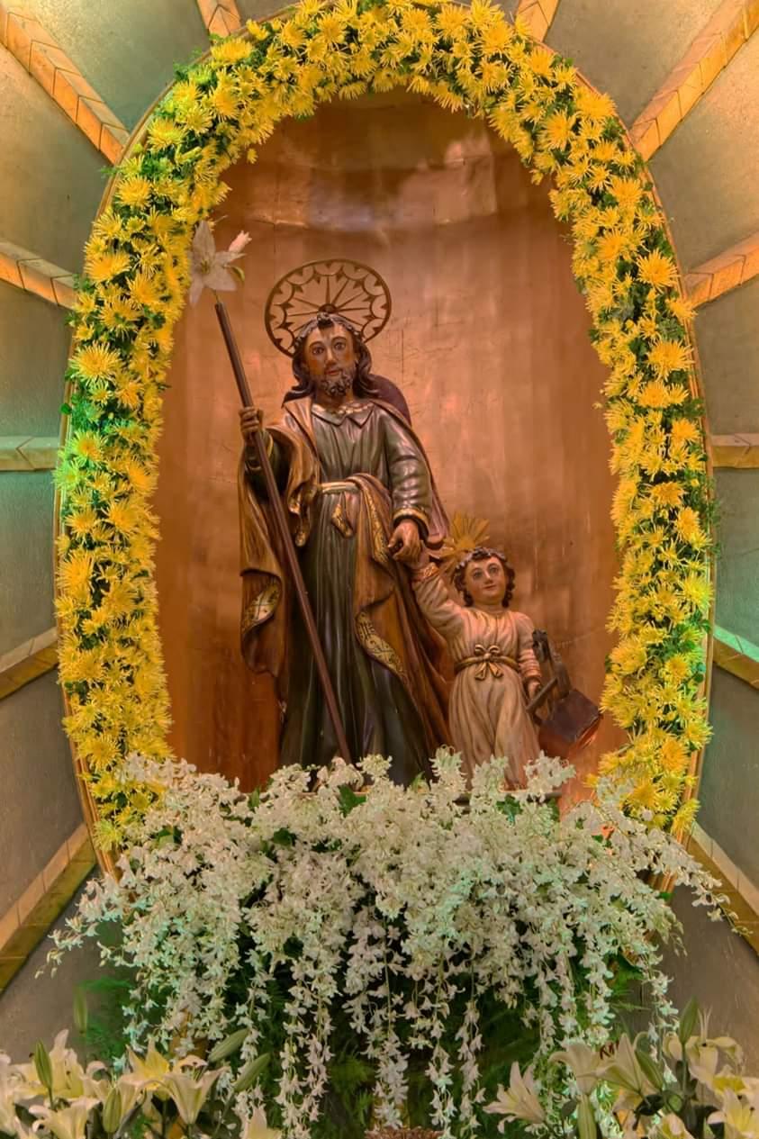 El Glorioso Patriarca, Señor San Jose de Mandaue – The