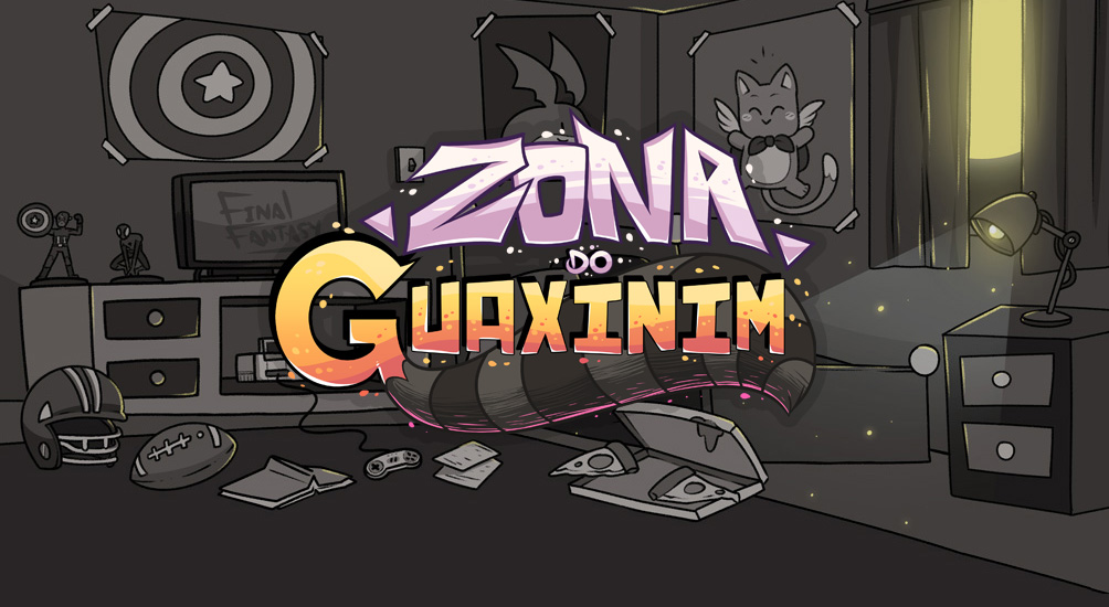 Zona do Guaxinim