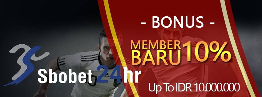 bonus member baru