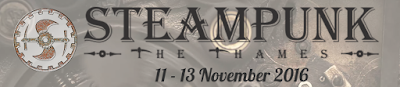 Steampunk the Thames November 22-13 2016, a steampunk event in Thames, New Zealand