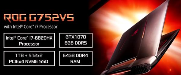 Kenapa Harus Asus ROG G752VS? Ini dia alasannya!