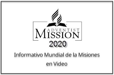 Misionero Adventista en Videos   3er Trimestre 2020   Informe Misionero Mundial   Videos y DVD